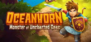 Cover for Oceanhorn: Monster of Uncharted Seas.