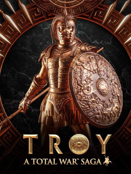 Cover for Total War Saga: Troy.