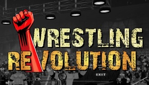 Cover for Wrestling Revolution 2D.