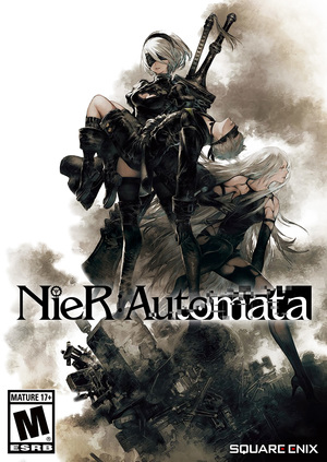 Cover for NieR:Automata.