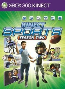 Cover for Kinect Sports: Season Two.