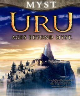 Cover for Uru: Ages Beyond Myst.