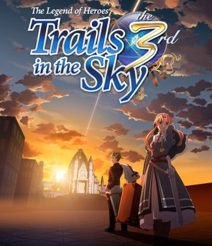 Cover for The Legend of Heroes: Trails in the Sky the 3rd.