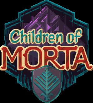 Cover for Children of Morta.