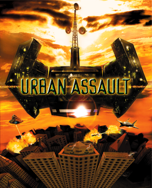 Cover for Urban Assault.