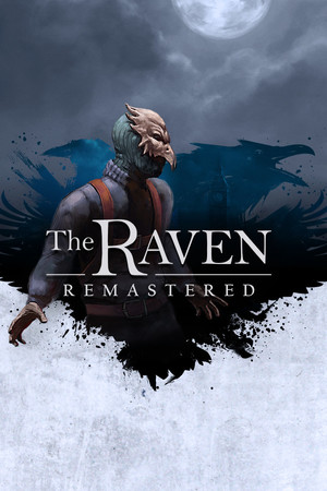 Cover for The Raven Remastered.