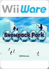 Cover for Snowpack Park.