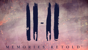 Cover for 11-11 Memories Retold.