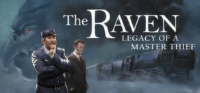 Cover for The Raven: Legacy of a Master Thief.