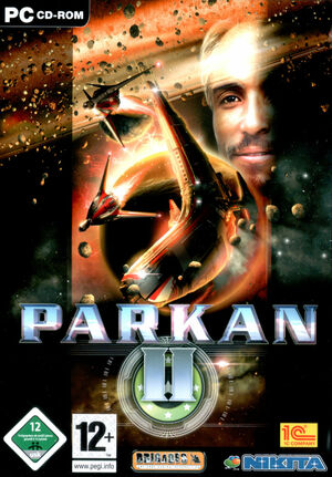 Cover for Parkan II.
