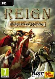 Cover for Reign: Conflict of Nations.