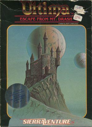 Cover for Ultima: Escape from Mt. Drash.