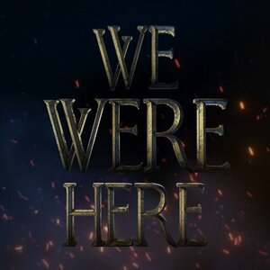 Cover for We Were Here.