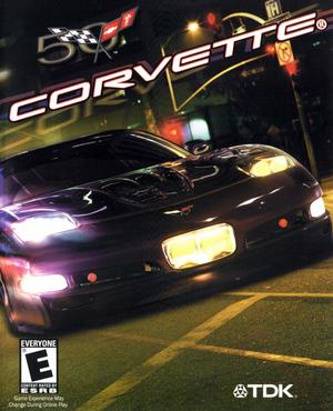 Cover for Corvette.