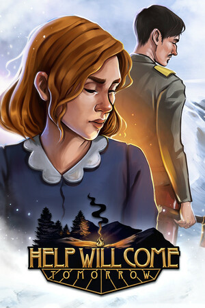 Cover for Help Will Come Tomorrow.