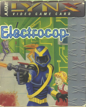 Cover for ElectroCop.