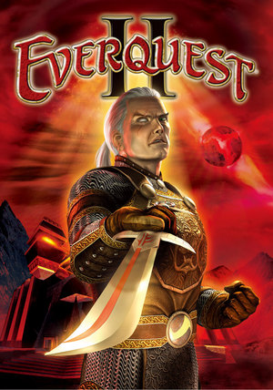 Cover for EverQuest II.