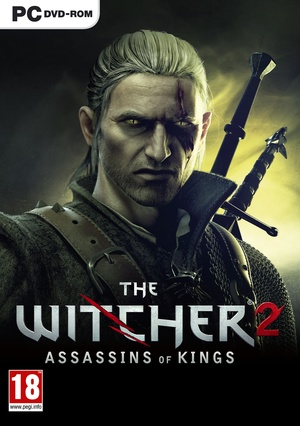Cover for The Witcher 2: Assassins of Kings.