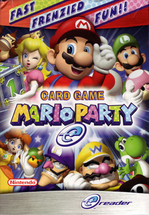 Cover for Mario Party-e.