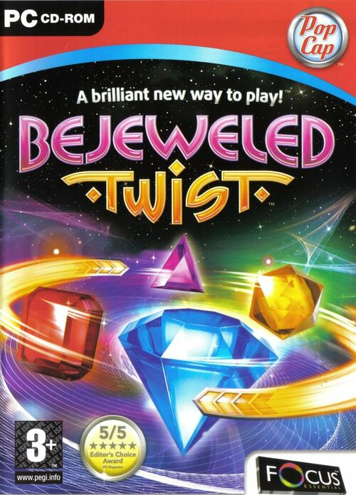 Cover for Bejeweled Twist.