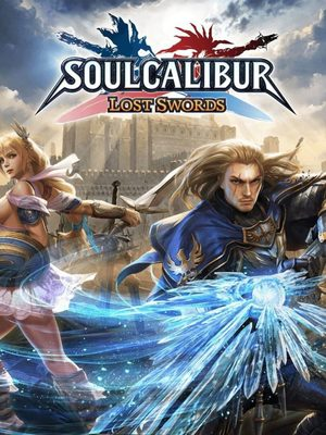 Cover for Soulcalibur: Lost Swords.