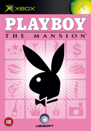 Cover for Playboy: The Mansion.