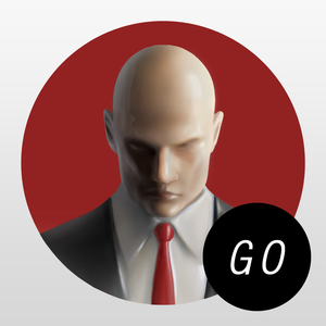 Cover for Hitman Go.
