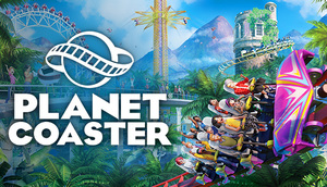 Cover for Planet Coaster.