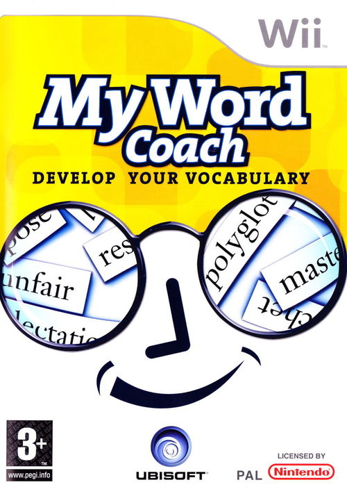 Cover for My Word Coach.