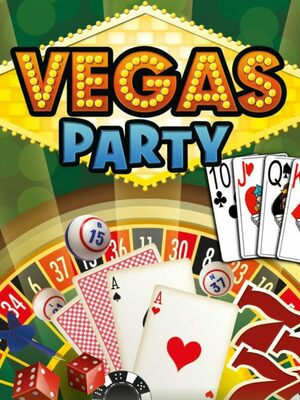 Cover for Vegas Party.
