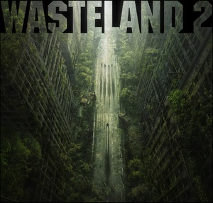 Cover for Wasteland 2.