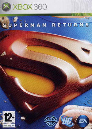 Cover for Superman Returns.