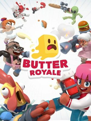 Cover for Butter Royale.