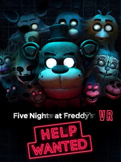 Cover for Five Nights at Freddy's VR: Help Wanted.