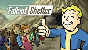 Cover for Fallout Shelter.