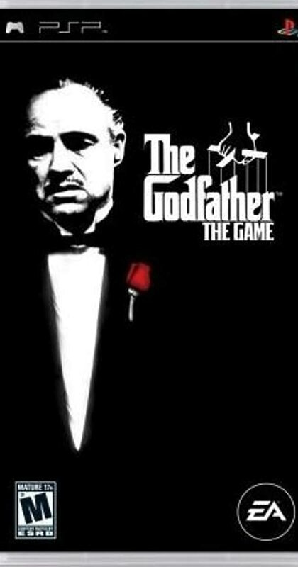 Cover for The Godfather: Mob Wars.