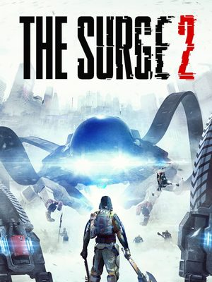 Cover for The Surge 2.