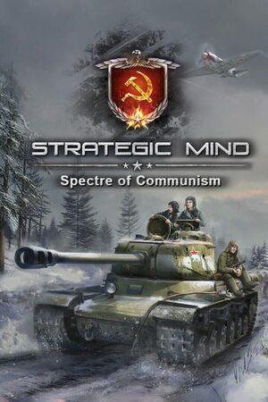 Cover for Strategic Mind: Spectre of Communism.