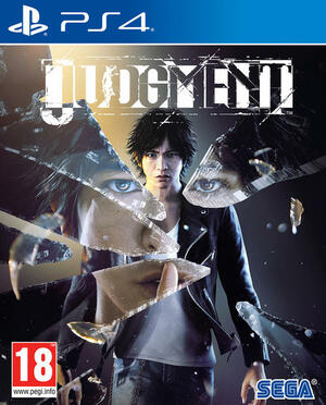 Cover for Judgment.