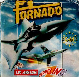 Cover for F1 Tornado.