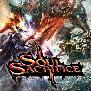 Cover for Soul Sacrifice.