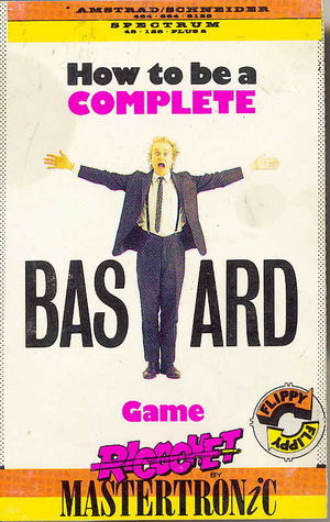 Cover for How to Be a Complete Bastard.