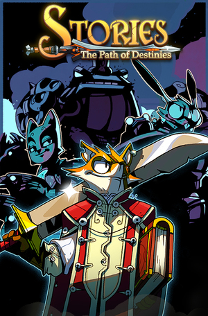 Cover for Stories: The Path of Destinies.