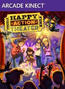 Cover for Double Fine Happy Action Theater.