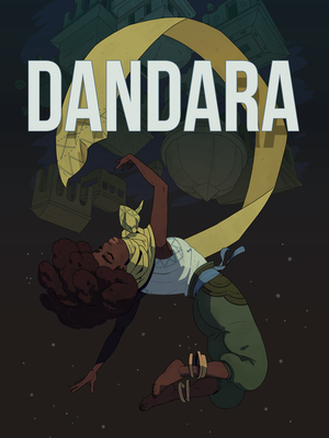 Cover for Dandara.