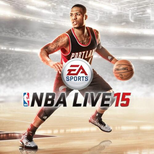 Cover for NBA Live 15.