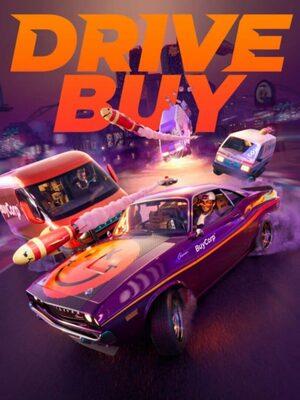 Cover for Drive Buy.