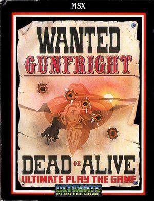 Cover for Gunfright.