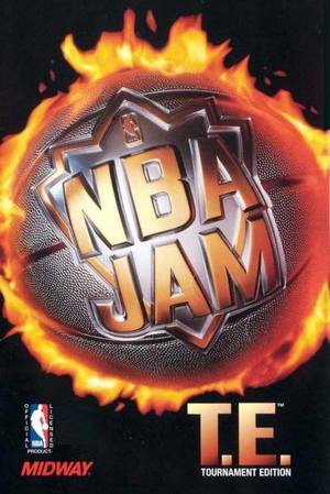 Cover for NBA Jam T.E..