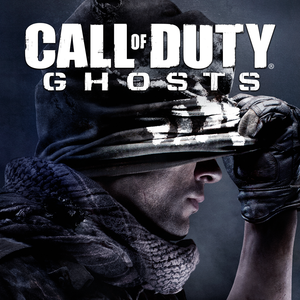 Cover for Call of Duty: Ghosts.